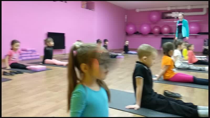 Оздоровительная гимнастика и акробатика 5 6 лет
