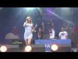 Grivina - FifaFanFest Концерт в Москве Воробьёвы Горы, 24.06.2018 HD (Дарья Гривина)