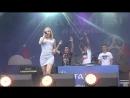 Grivina - FifaFanFest Концерт в Москве Воробьёвы Горы, 24.06.2018 HD Дарья Гривина