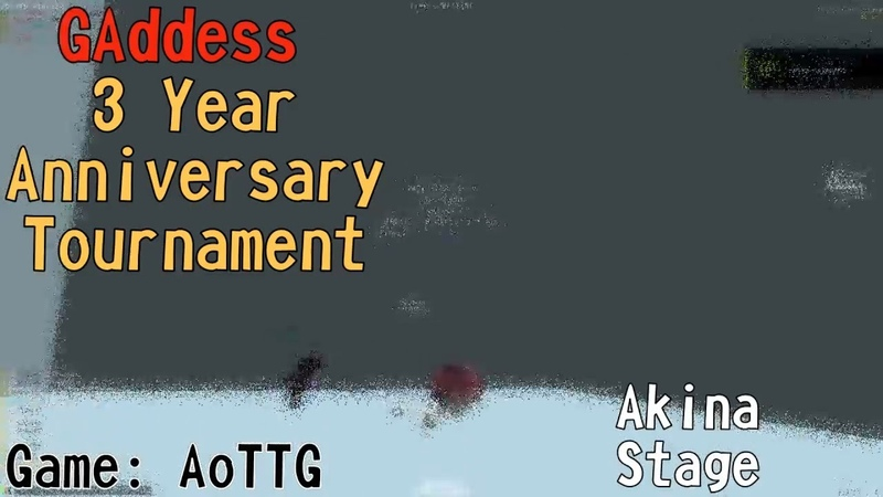 [AoTTG] Akina Stage - GAddess 3 Year Anniversary Tournament