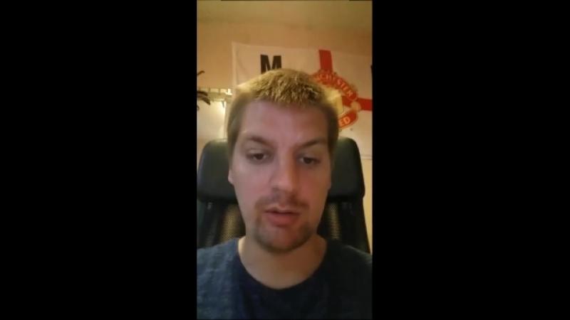 Видео отзыв моего англоязычного коллеги Роя из Лондона