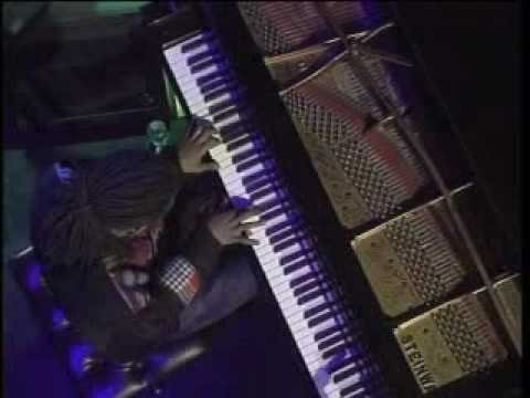 Marc Carys solo piano piano performance on BET, 2000