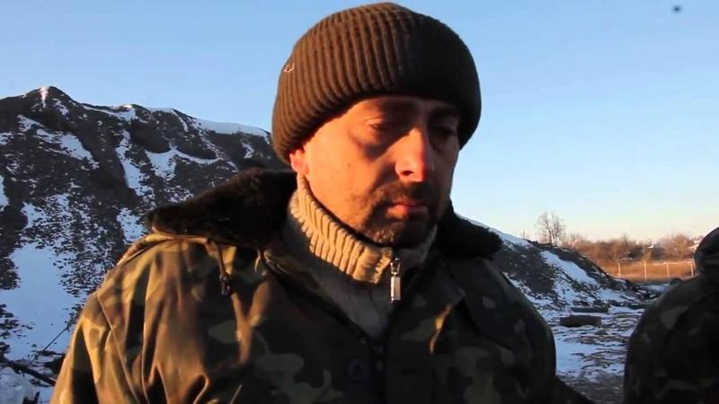 Интервью с пленными солдатами Дебальцево