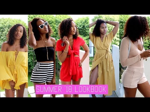 Summer '18 Lookbook Online Shopping Haul Edition PLT Urban Outfitters White Fox ◌ alishainc