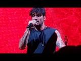 Fabrizio moro - fermincon le mani (live @ Brescia 14-07-18)
