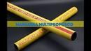 JYM Cómo comprobar el tubo interior de la MANGUERA MULTIPROPOSITOS amarilla y su calidad por JYM