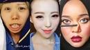 Best VIRAL Asian Makeup Transformations 2018 😱 Asian Makeup Tutorials Compilation 4