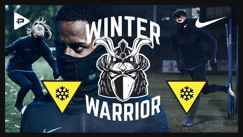 NIKE WINTER WARRIOR feat Ryan Sessegnon Mason Mount and Georgia Stanway