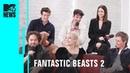 ФТ2 Джош Хоровиц интервью с актерами MTV 25 11 2018