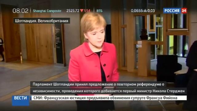 Новости на Россия 24 День почтальона на Даунинг стрит Тереза Мэй начала развод с ЕС