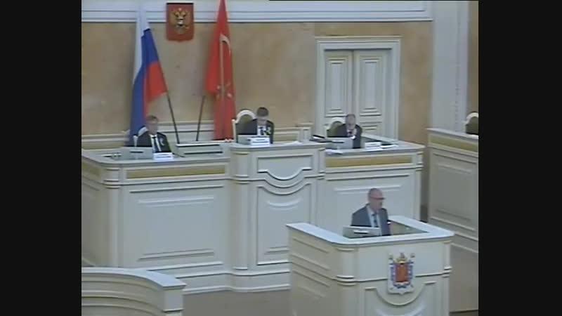 ♐Максим Резник Александр Беглов не подходит Петербургу♐
