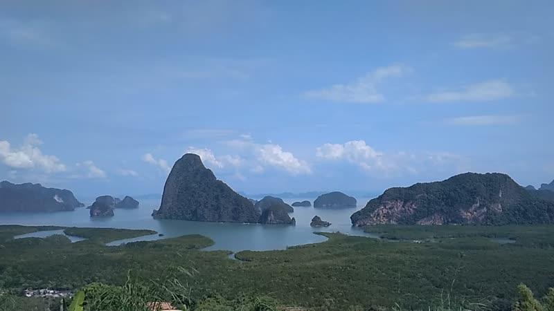Best viewpoint in thailand