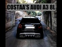 Costaa's AUDI A3 8L50% OF PROJECT