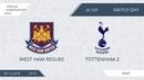 AFL18 England Championship Day 26 West Ham Resurs Tottenham 2