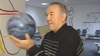 Нурсултан Назарбаев откровенно о жизни и семье п