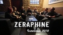 Zeraphine Interview by Shadowplay e V Dresden 2018 en ru subs