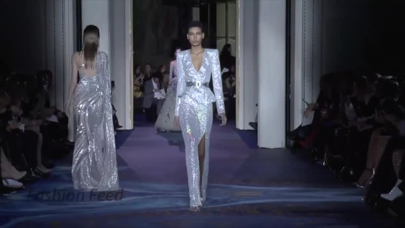 Zuhair Murad Haute Couture Spring Summer 2019 Exclusive