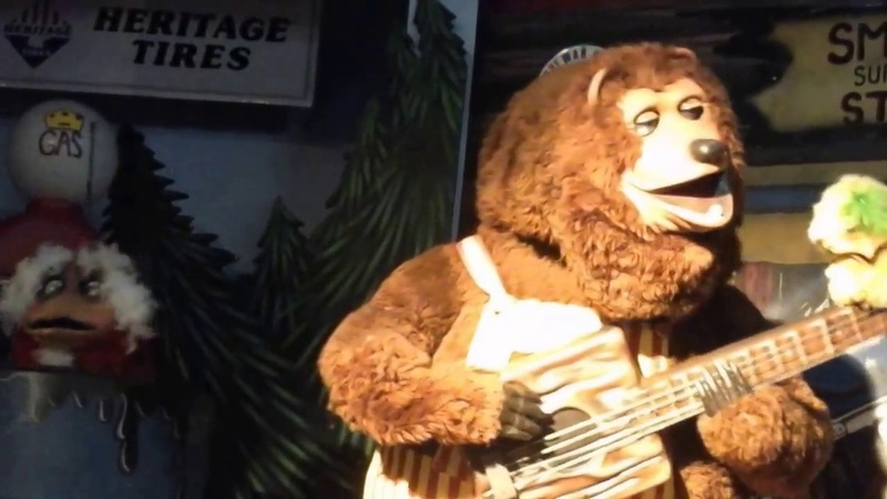 Rock Afire Explosion On The Road Again