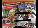 King News 56 Обзор Последнего Декабрьского Журнала Лего НиндзяГо за 2018 Год с Минифигуркой Нитро