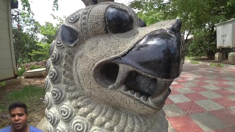 3000-летняя статуя раскрывает передовые технологии.