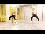 Duet Weils - Vera Zhukova, Kazachenko Svetlana , poleexotic