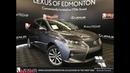 Lexus Certified Pre Owned Gray 2015 Lexus RX 350 Touring Package Review Red Deer Alberta