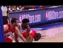 Joel Embiid Hits Marc Gasol In the Face   Game 6 - Raptors vs 76ers