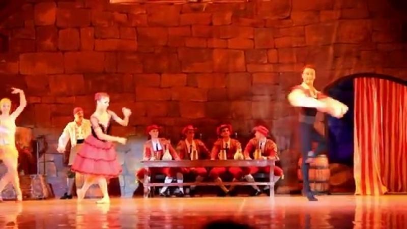 09.08.2018 Sochi Winter Theatre, Сочи Зимний театр, Don Quixote Дон Кихот (фрагменты excerpts)