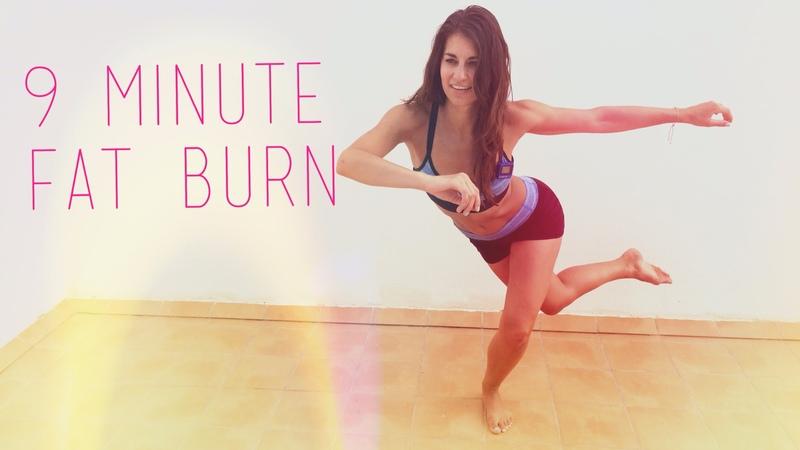 9 Min Fat Burn Blast