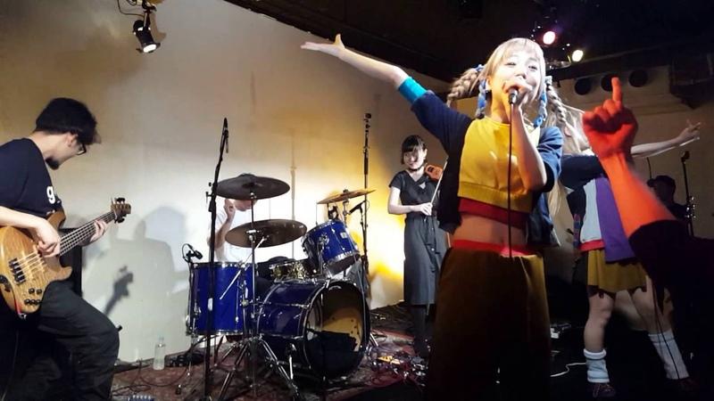 2016.04.09 おやすみホログラム アヒトイナザワ Part.1@六本木Super Deluxe