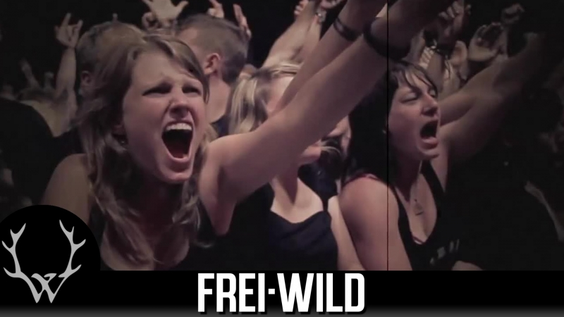 Frei.Wild - Rückgrat und Moral (Offizielles Video)