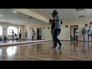 Erickson Lopez - Mam и Наталья Кравченко Мк+ импровиз