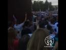 Площадь Минина заполнена ликующими фанатами - Регион-52