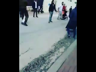 Евреи нападают на мусульман [Dagestan today]