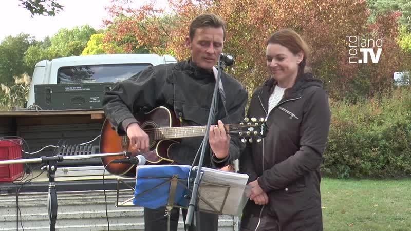 Axel Schlimper und Angela Schaller in Ramstein - 3. Oktober 2018