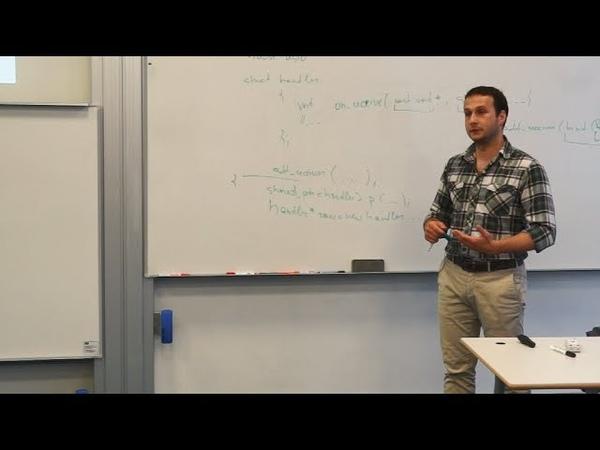 Современный C новые возможности и лучшие методологии лекция 2