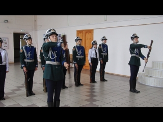 2018_День Памяти и Скорби Президентского полка СКМК ФСО России