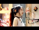 J. Fla красиво спела кавер 5 Seconds Of Summer - Youngblood