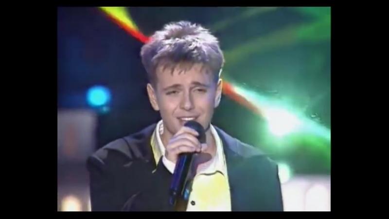 Андрей Губин - Милая моя (1998г.) [VGA 480p]