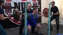09.12.2018 Дмитрий Исаков (присед 135 кг)