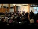 Церемония закрытия перекрёстного российско германского года