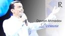 Davron Ahmedov - Derman | Даврон Ахмедов - Дерман (concert version)