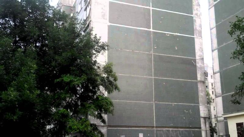 2014 07 13 Минометный обстрел г Луганск кв Мирный дом 8 видео 2