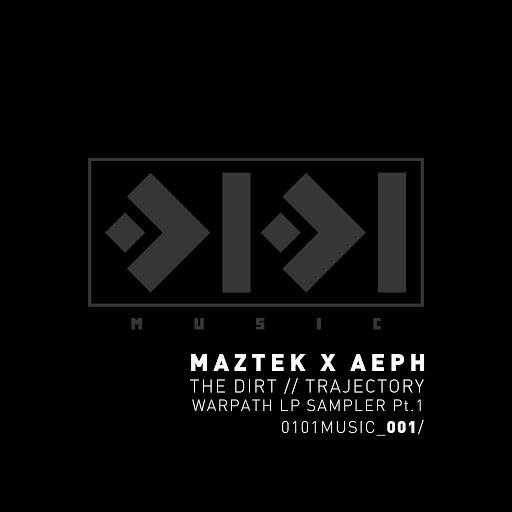 Maztek альбом The Dirt//Trajectory (Warpath LP Sampler Pt.1)