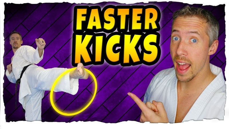 Improve Your Kicks with this Drill [Agility Ring]
