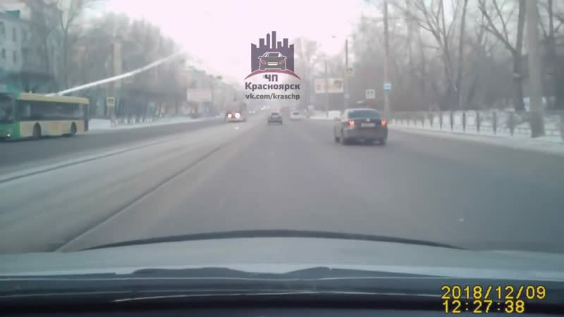 Мичурина 09.12.2018 ЧП Красноярск