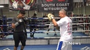 135 Champ Mikey Garcia In Supreme Shape Before Easter Fight EsNews Boxing