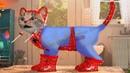 ПРИКЛЮЧЕНИЕ МАЛЕНЬКОГО КОТЕНКА мультфильм про котят - Мимимишка мультик для детей мультики на ММ