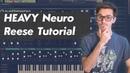 Heavy Neuro DnB Reese Bass Tutorial [Noisia Billain Spor-ish Sounds]