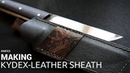 Making a Kydex Sheath for Wrench Knife